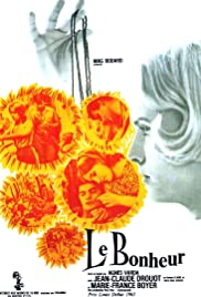 Le Bonheur (1965) Poster - Movie Forum, Cast, Reviews