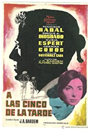 Download A las cinco de la tarde (1962) Movie