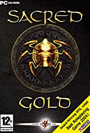 Sacred Gold Poster
