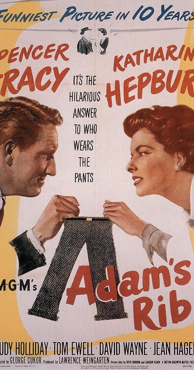 Adam's Rib (1949) Subtitles