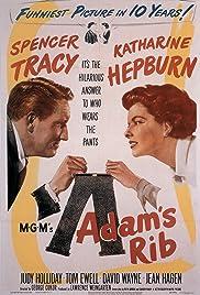 Adam's Rib(1949) Poster - Movie Forum, Cast, Reviews