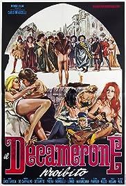 Forbidden Decameron Poster