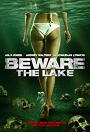 Beware the Lake Poster