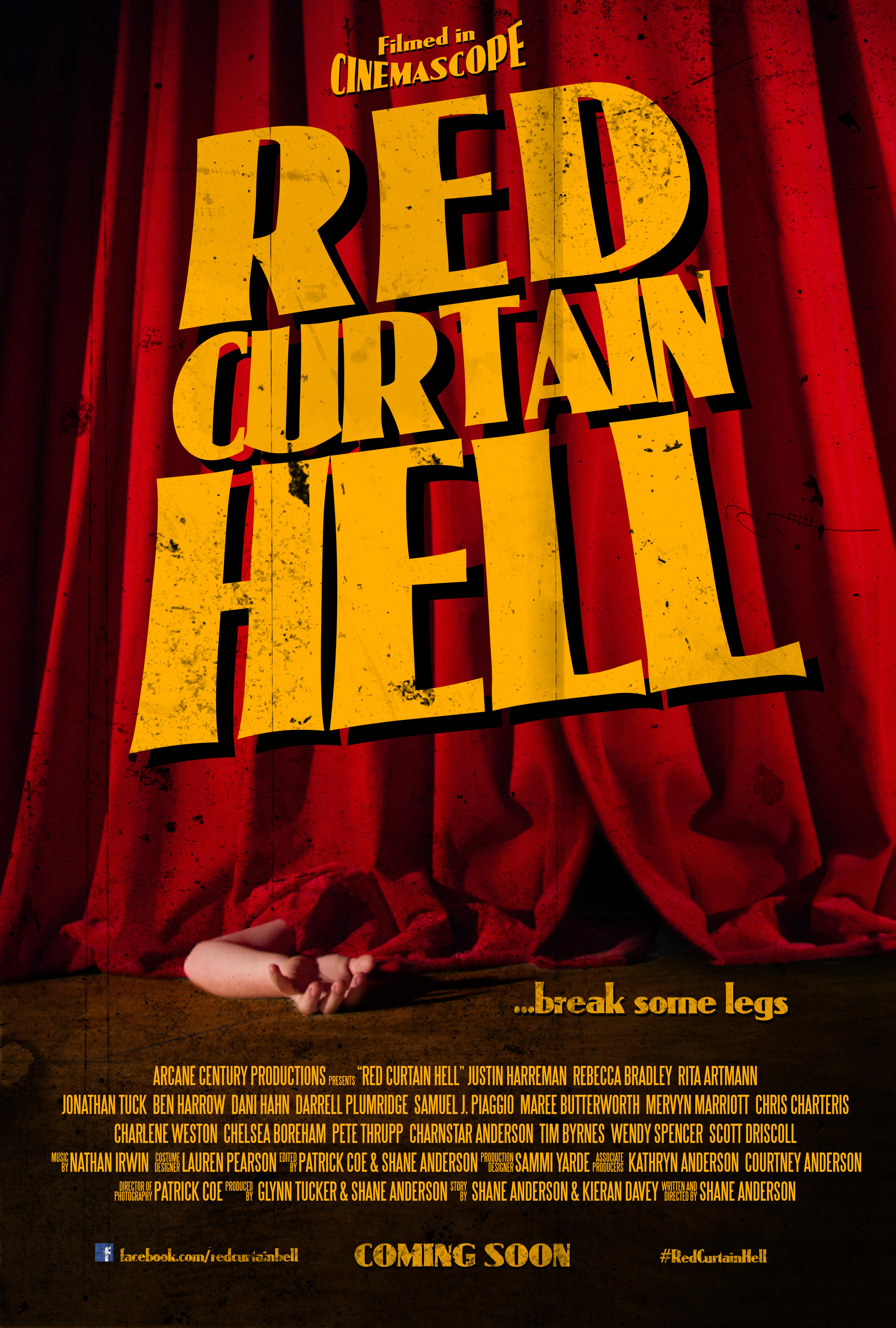 Red Curtain Hell 2016 Imdb