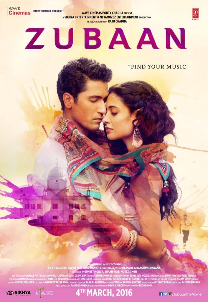 Zubaan (2015) Hindi 720p Full Bollywood Movie Free Download