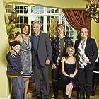 David Cassidy, Patrick Cassidy, Alexa PenaVega, Kurt Doss, Katie A. Keane, and Austin Butler in Ruby & the Rockits (2009)