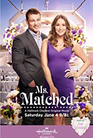 Shawn Roberts and Alexa PenaVega in Ms. Matched (2016)