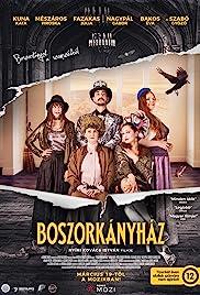 Boszorkányház Poster