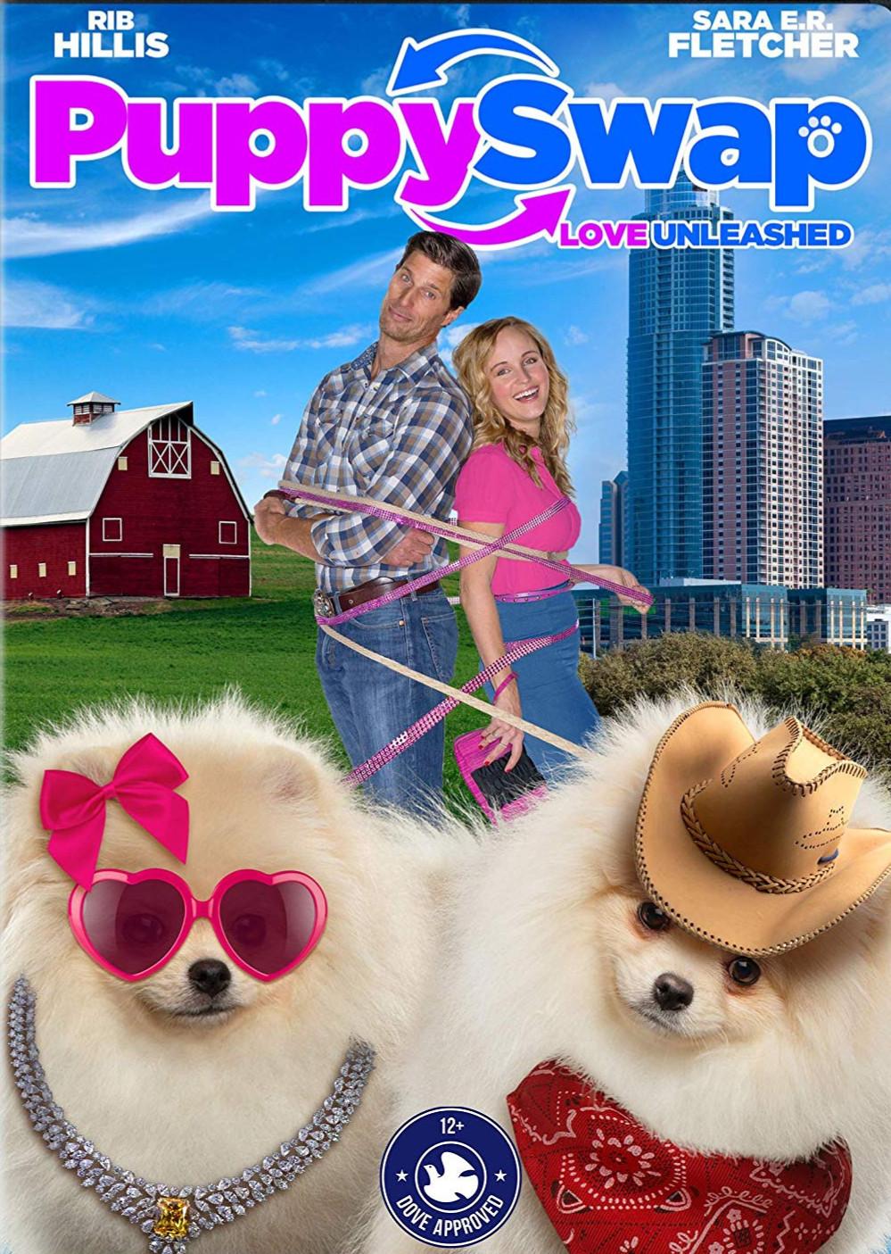 Šuniukų meilė (2019) / Puppy Swap Love Unleashed