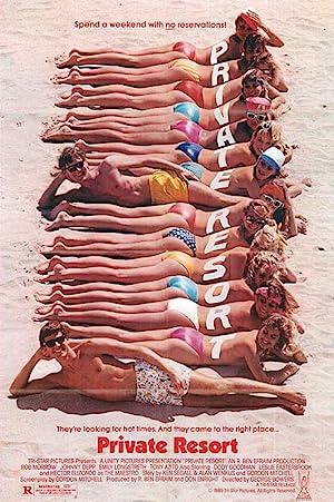 Movie Private Resort (1985)