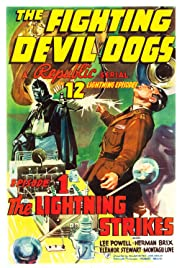 The Fighting Devil Dogs Poster