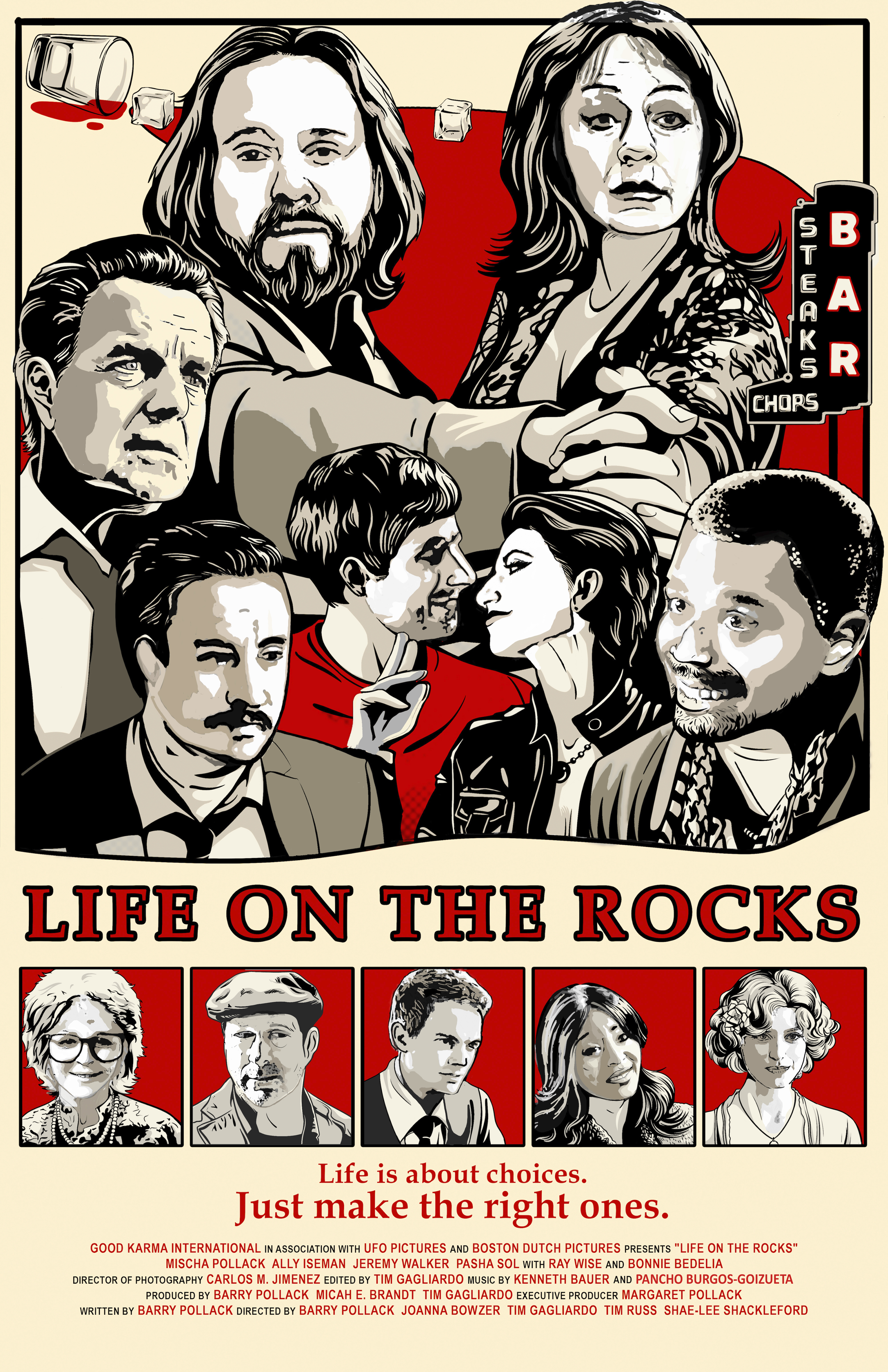 watch Life on the Rocks on soap2day