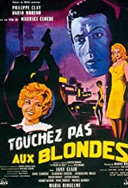 Lay Off Blondes Poster