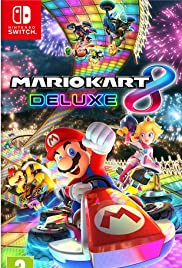 Mario Kart 8: Deluxe Poster