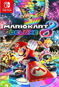 Primary photo for Mario Kart 8: Deluxe