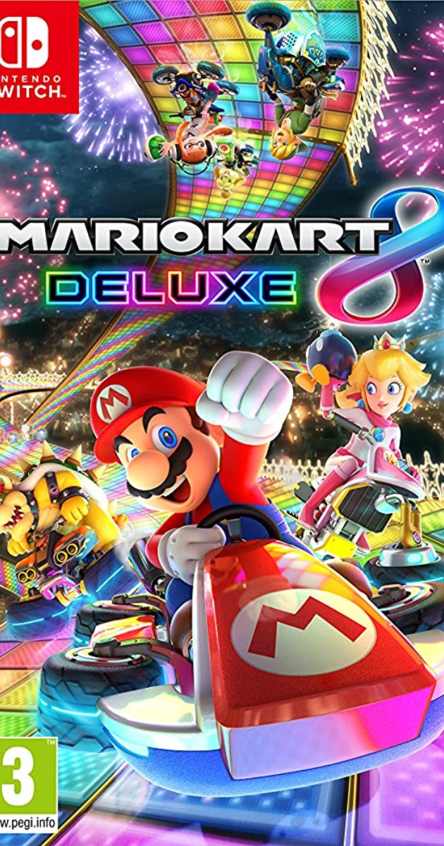 Mario Kart 8 Deluxe Video Game 2017 Imdb