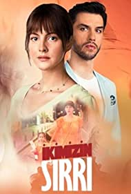 Aras Aydin and Leyla Feray in Ikimizin Sirri (2021)