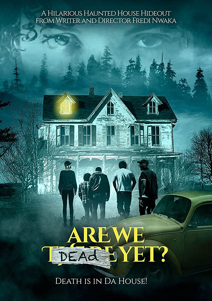 Are We Dead Yet 2020 English 720p HDRip 800MB Download
