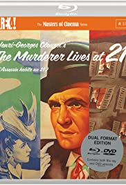 The Murderer Lives at Number 21 Poster
