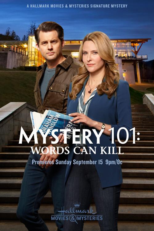 Paslaptis 101 : Žodžiai žudo (2019) / Mystery 101: Words Can Kill
