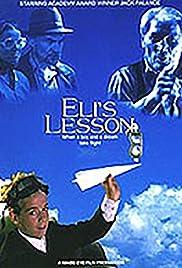 Eli's Lesson Poster