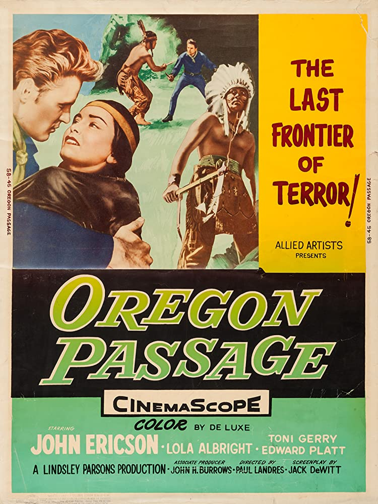 Oregon Passage (1957)