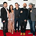 Producer, Writer, and Cast at the BLOOD CIRCUS Premiere