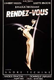 Rendez-vous (1985) Poster - Movie Forum, Cast, Reviews