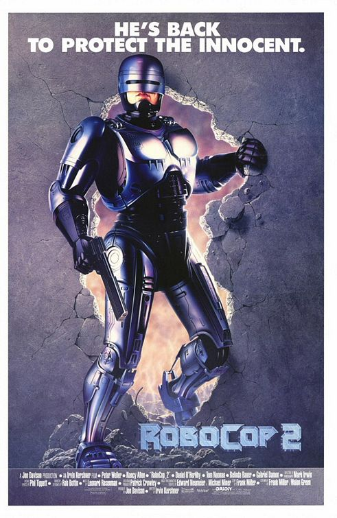 RoboCop 2 streaming vf
