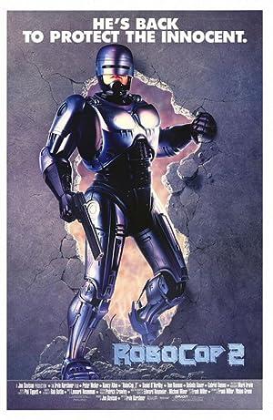 RoboCop 2 (1990) : โรโบคอป 2