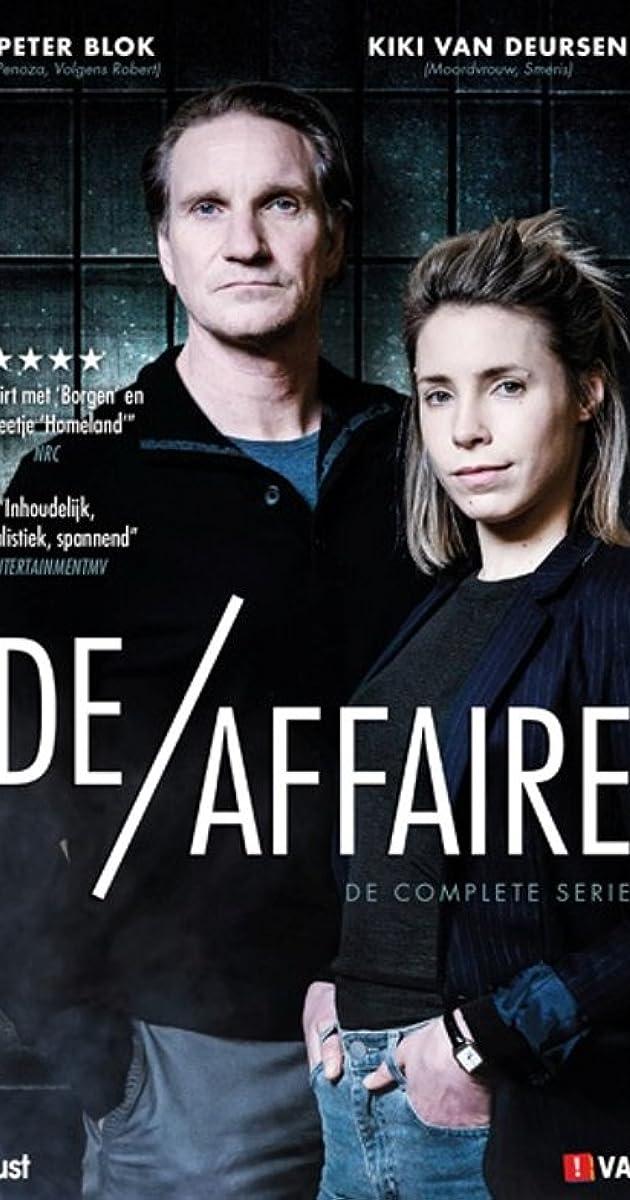 De Affaire Tv Series 2015 Imdb
