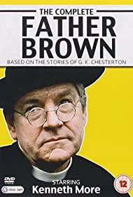Kenneth More in Father Brown (1974)