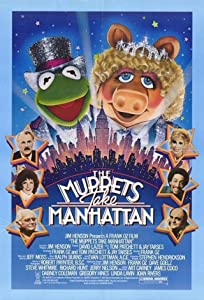 The Muppets Take Manhattan Jim Henson