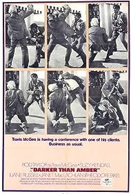 Darker Than Amber (1970) Poster - Movie Forum, Cast, Reviews