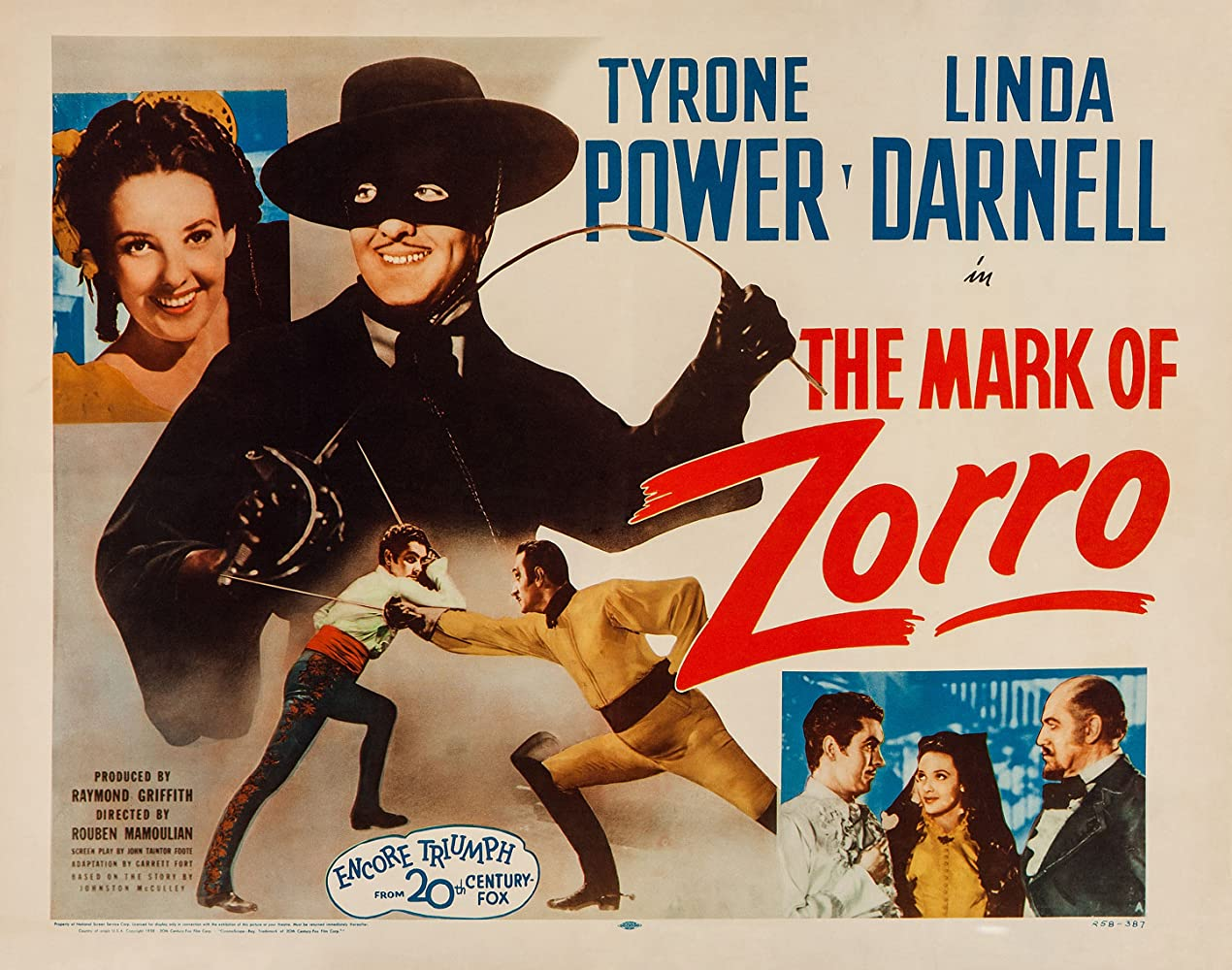 The Mark of Zorro (1940) Online Subtitrat in Romana