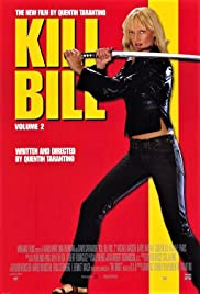 Kill Bill - Volume 2 Poster