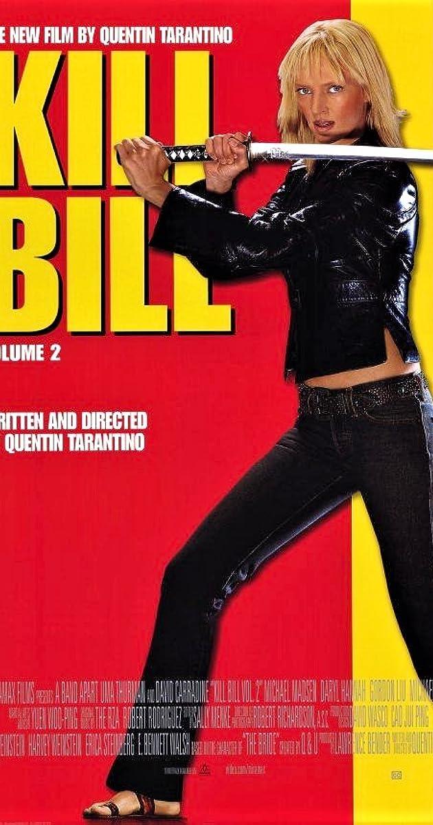 Nužudyti Bilą 2 / Kill Bill Vol. 2 (2004)