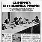 Fernanda Pivano in Generazioni d'amore: Le quattro Americhe di Fernanda Pivano (2001)