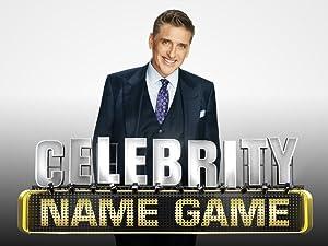 Where to stream Celebrity Name Game