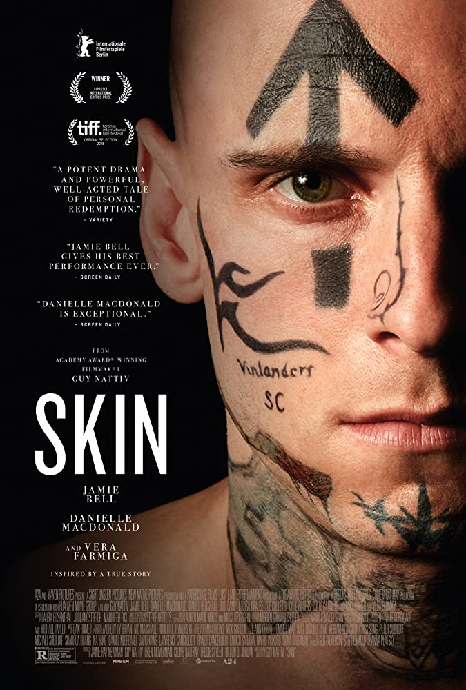 Skin (2018) Dual Audio Hindi 480p BluRay x264 400MB