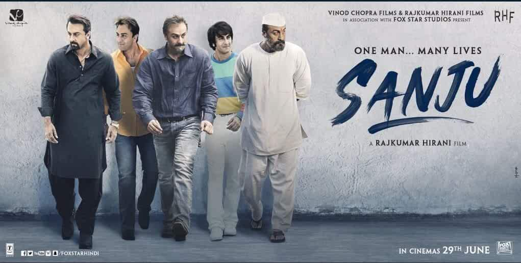 Sanju Hindi Movie 2018
