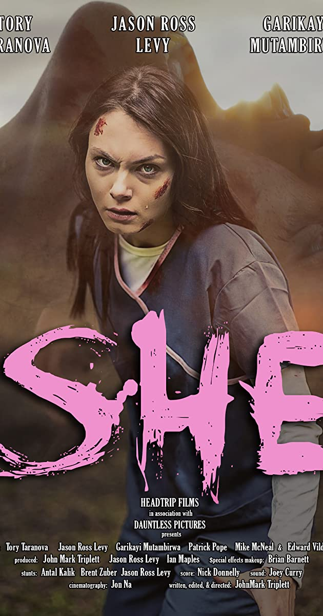 00bc768eeec7 She (2016) - Tory Taranova as SHE - IMDb