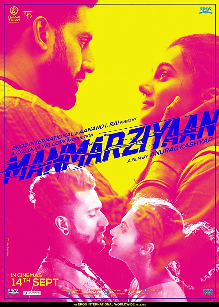 Manmarziyaan (2020) Hindi 720p WEB-DL x265 AAC 750MB