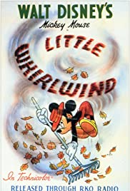 The Little Whirlwind Poster
