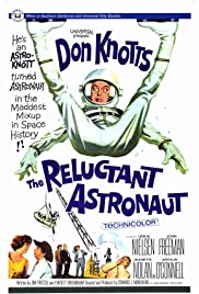 The Reluctant Astronaut (1967) Poster - Movie Forum, Cast, Reviews