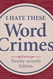 Weird Al Yankovic: Word Crimes Poster