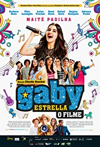 The best direct download site for movies Gaby Estrella: O Filme by none [640x352]