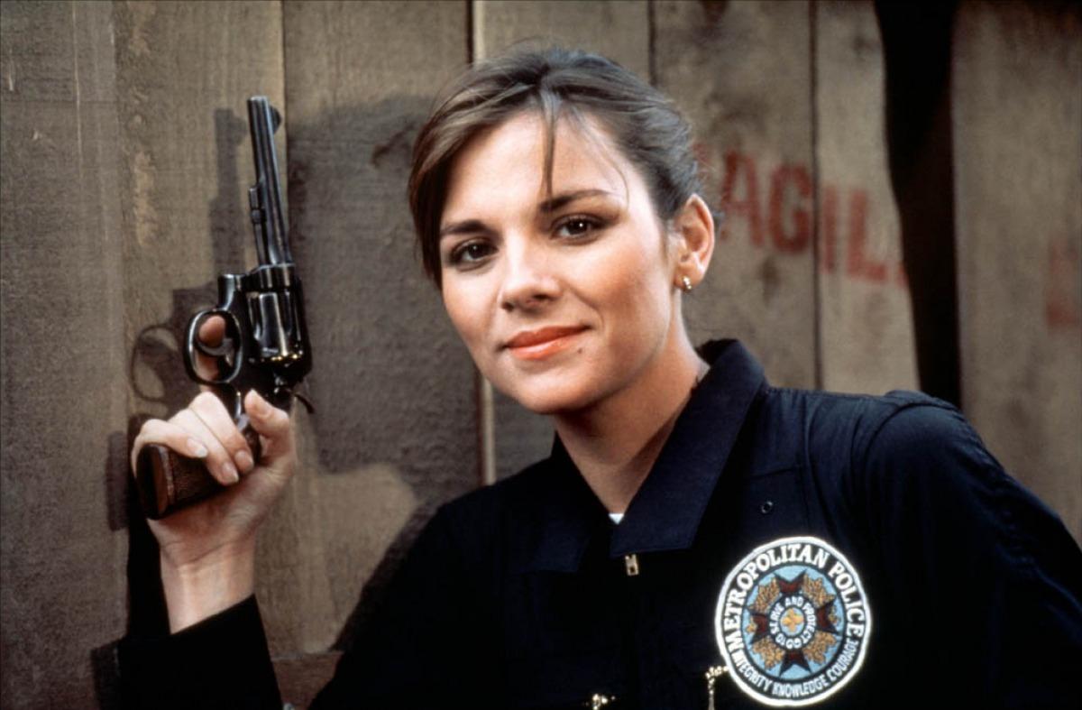 Kim Cattrall Police Academy