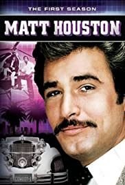 Matt Houston Poster - TV Show Forum, Cast, Reviews