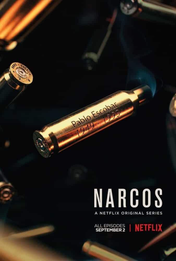 Narcos (2015) NF WEB-DL Dual Audio [Hindi – English] Season 1 x264 AAC Esub